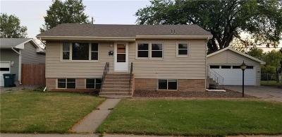 Billings Single Family Home For Sale: 1820 Miles Ave