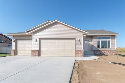 Billings Single Family Home For Sale: 2124 Lake Hills Drive