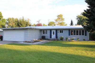 Billings Single Family Home For Sale: 2200 Green Terrace Drive