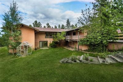 Single Family Home For Sale: 626 Cave Road