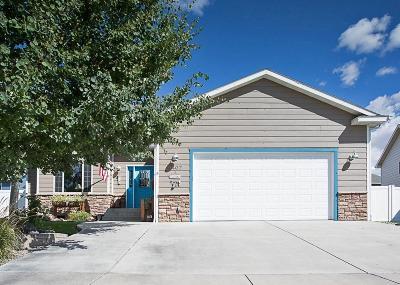 Single Family Home Contingency: 5407 Stream Stone Avenue