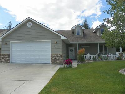 Billings Condo/Townhouse Contingency: 317 Stonegate