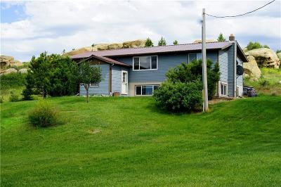 Single Family Home Contingency: 2642 Fattig Creek Rd