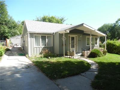 Yellowstone County Single Family Home For Sale: 1123 North 23rd Street