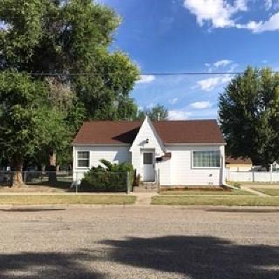 Laurel Single Family Home For Sale: 519 W 4th Street