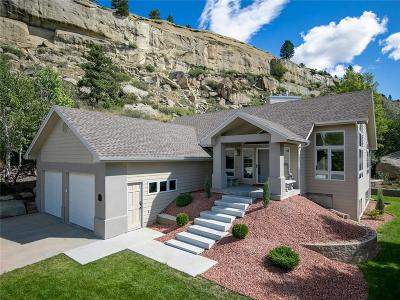 Billings Single Family Home For Sale: 3225 Rugby Drive