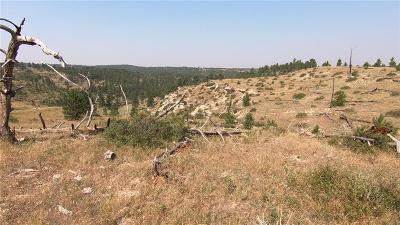 Musselshell County Residential Lots & Land For Sale: North Canyon