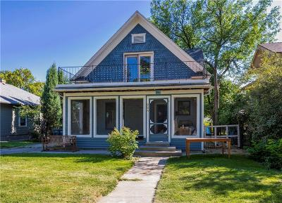 Billings Single Family Home Contingency: 224 Wyoming Ave