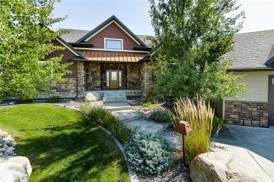 Yellowstone County Single Family Home For Sale: 2615 Castle Pines Drive