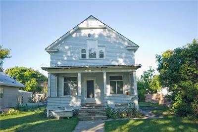 Single Family Home For Sale: 519 1st Street W