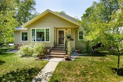 Billings Single Family Home For Sale: 2304 Elm Street