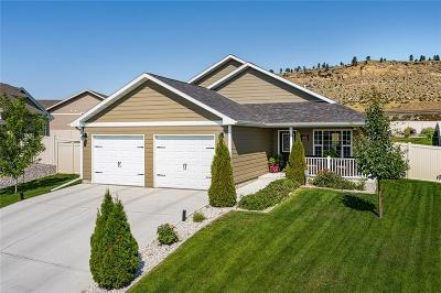 Billings Single Family Home For Sale: 3416 Lucky Penny Lane