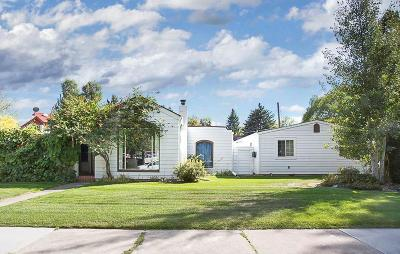 Yellowstone County Single Family Home Contingency: 1236 N 31st Street