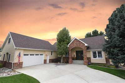 Billings Single Family Home For Sale: 4892 Cedar Ridge Circle
