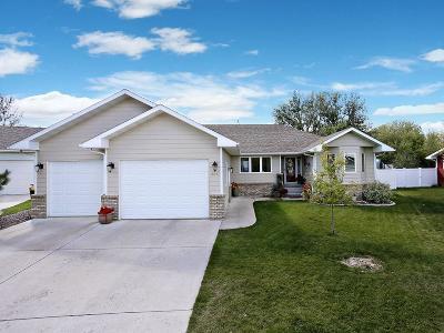 Billings Single Family Home For Sale: 1026 Calendula Circle
