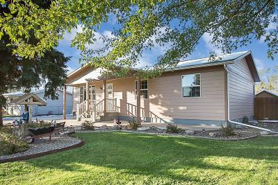Yellowstone County Single Family Home For Sale: 923 Crist Drive