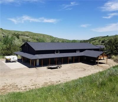 Yellowstone County Single Family Home For Sale: 4442 Juniper