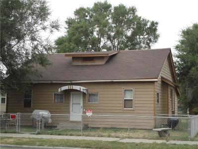Multi Family Home For Sale: 806 S 31st Street