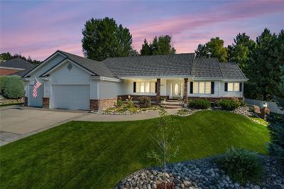 Billings Single Family Home For Sale: 2935 Gregory Drive W