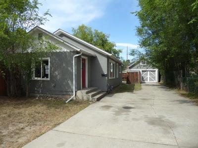 Single Family Home For Sale: 4115 Buchanan Avenue
