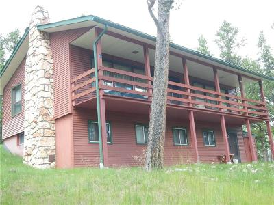 Red Lodge Single Family Home For Sale: 18 Aspen Trail