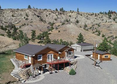 Single Family Home Contingency: 3915 Buffalo Trail Road