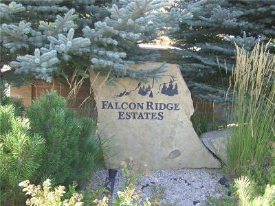 Billings Residential Lots & Land For Sale: 3206 Peregrine Ln