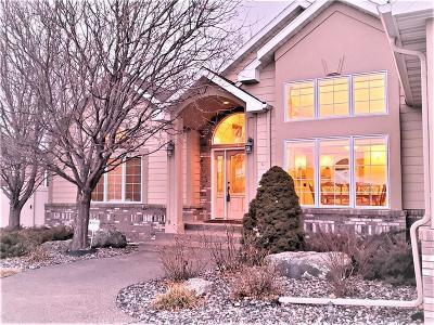 Billings Single Family Home For Sale: 4405 Rio Vista Drive