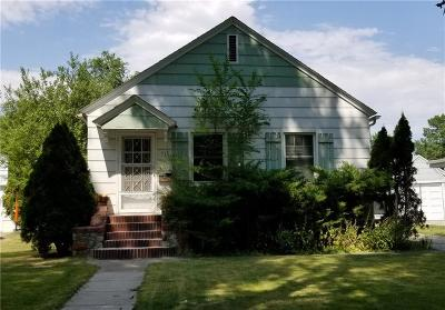 Yellowstone County Single Family Home For Sale: 711 Clark Ave