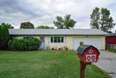Billings Single Family Home For Sale: 823 Caroline Street
