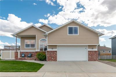 Billings Single Family Home For Sale: 5406 Quarry Stone