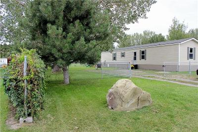Billings Single Family Home For Sale: 3707 Coulson
