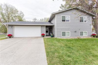 Single Family Home For Sale: 1743 Broadview Drive