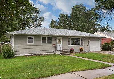 Single Family Home For Sale: 1704 Burlington
