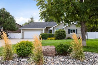 Yellowstone County Single Family Home Contingency: 2220 Quinn Haven Dr
