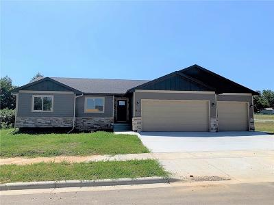 Billings Single Family Home For Sale: 932 Siesta Avenue