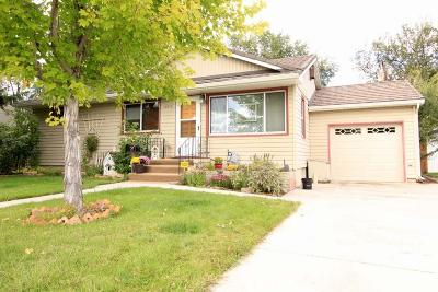 Billings MT Single Family Home Contingency: $227,900