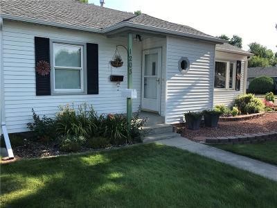 Single Family Home Contingency: 1203 Avenue F