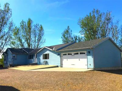 Billings Single Family Home For Sale: 6447 Us Highway 312