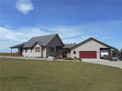 Red Lodge Single Family Home For Sale: 376 Highway 78