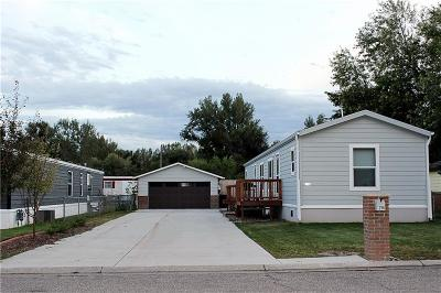 Billings Single Family Home Contingency: 296 Windsor Circle S