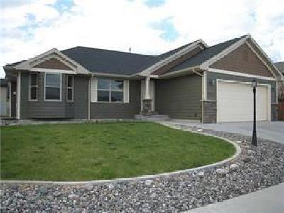 Yellowstone County Single Family Home Contingency: 5411 Sacagewea