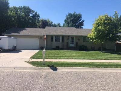 Billings Single Family Home Contingency: 3426 Saint Johns Avenue