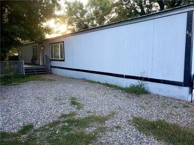 Billings MT Single Family Home For Sale: $25,000