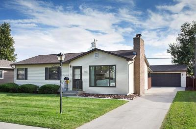 Billings MT Single Family Home For Sale: $239,900