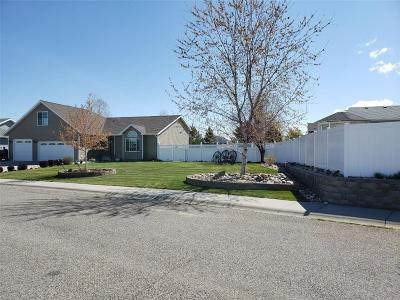 Billings Single Family Home For Sale: 2145 Hyacinth Drive