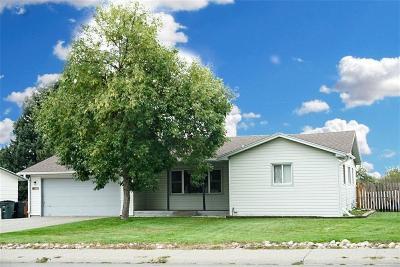 Billings Single Family Home For Sale: 907 Nutter Boulevard