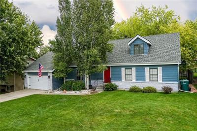 Billings Single Family Home For Sale: 711 Garnet Avenue