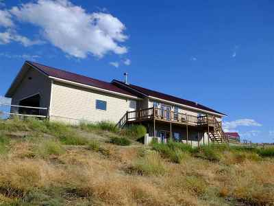 Butte Single Family Home ACTIVE: 90 Gully Drive
