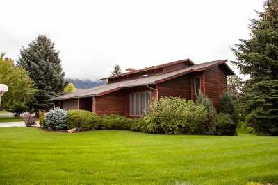 Butte Single Family Home Under Contract-Take Bkups: 5 Pintlar Peaks Dr